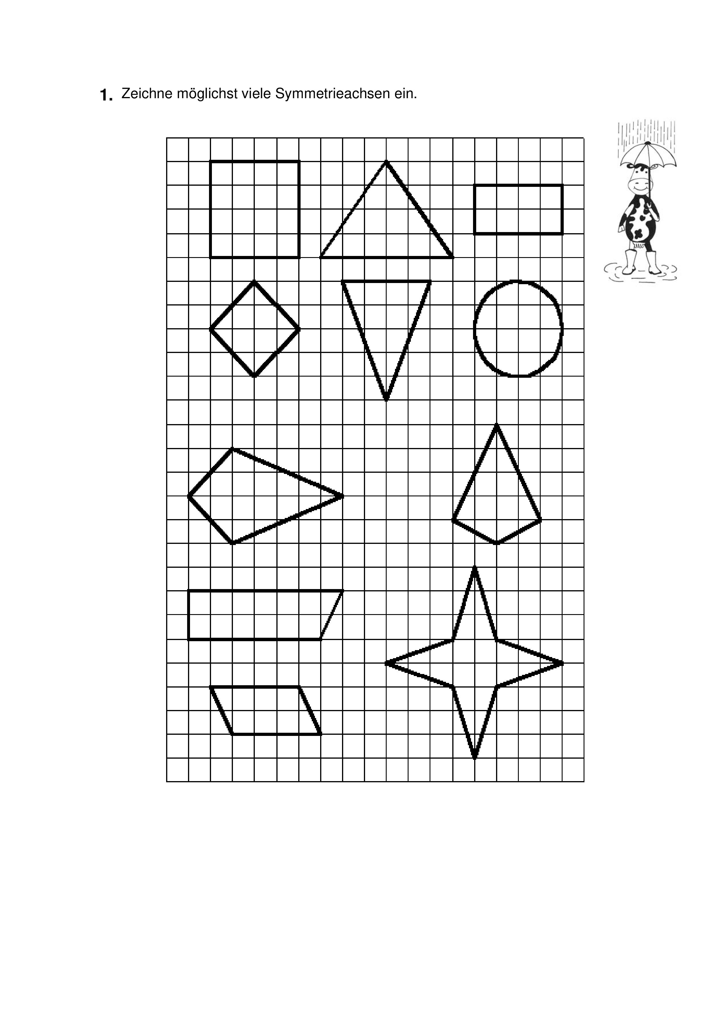 vera 3 4 symmetrie unterrichtsmaterial im fach mathematik. Black Bedroom Furniture Sets. Home Design Ideas