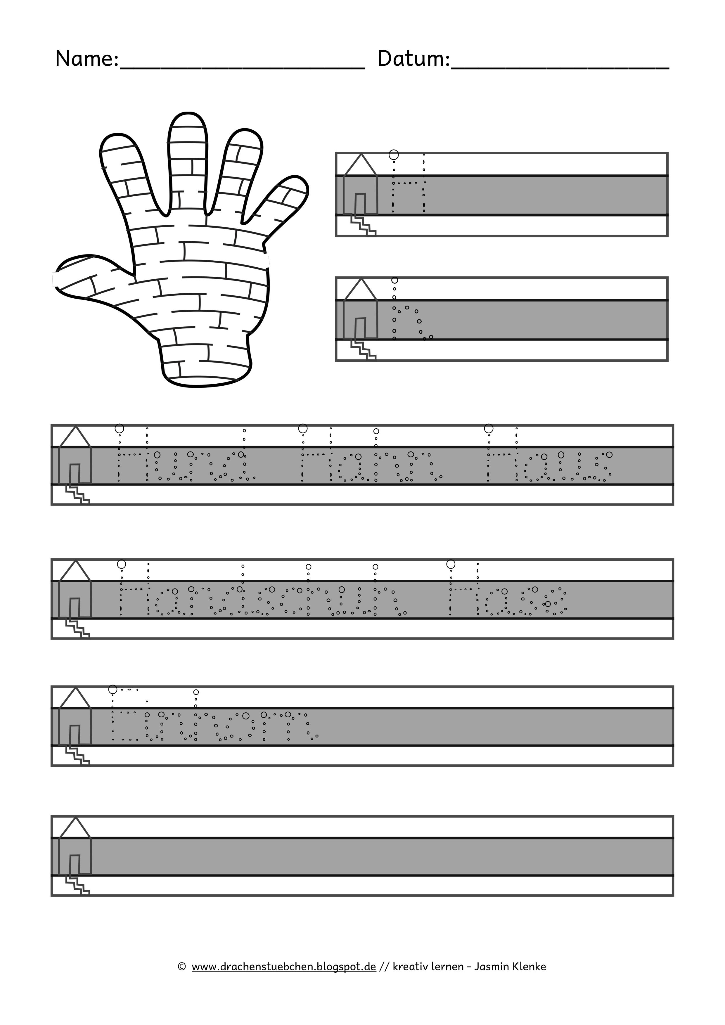 komplettpaket arbeitsbl tter zur alphabetisierung schreiblehrgang alle buchstaben f r daf. Black Bedroom Furniture Sets. Home Design Ideas